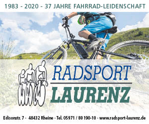 Radsport Laurenz