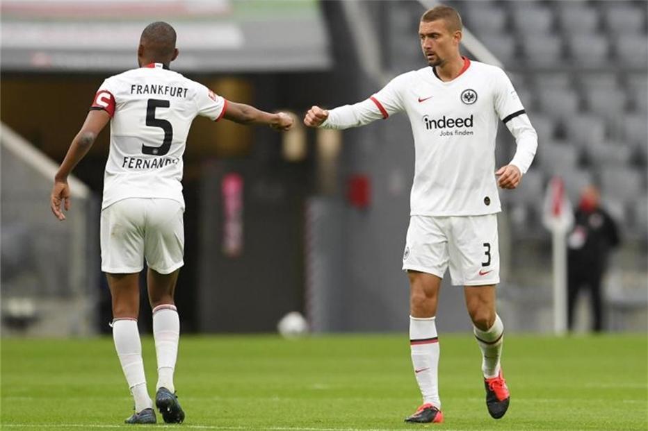 Der 28. Bundesliga-Spieltag im Telegramm