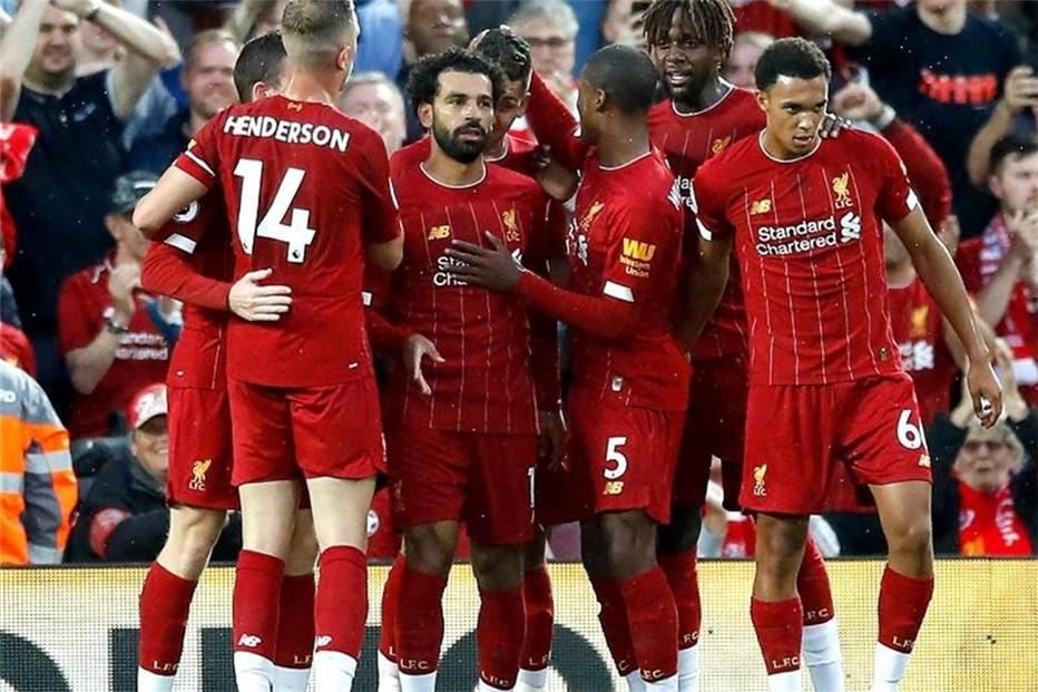 Norwich Gegen Liverpool