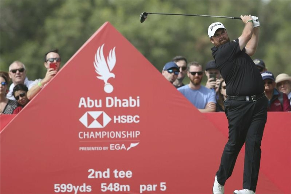 Golf-Talent Foos Elfter in Abu Dhabi - Ire Lowry siegt