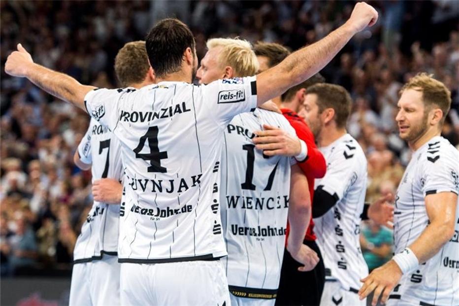 Thw Kiel Champions League