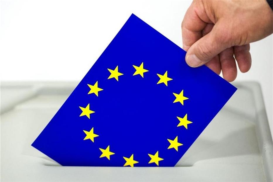 Europawahl 2021 Hochrechnung