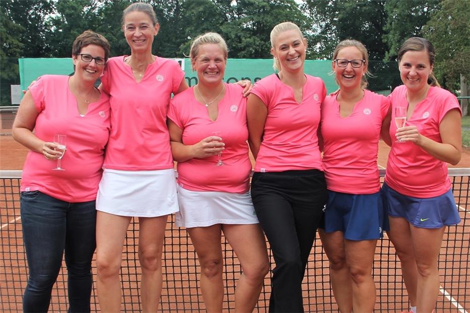 Tc 22 Damen Verspielen In Ludinghausen Den Direkten Aufstieg
