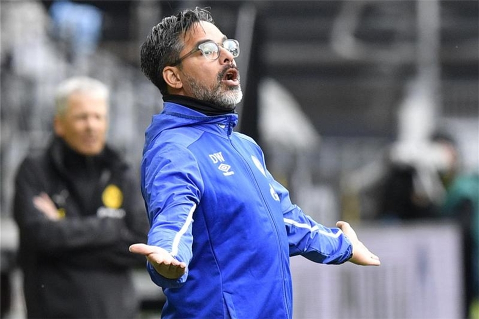 Schalke-Trainer Wagner sauer trotz Garantie