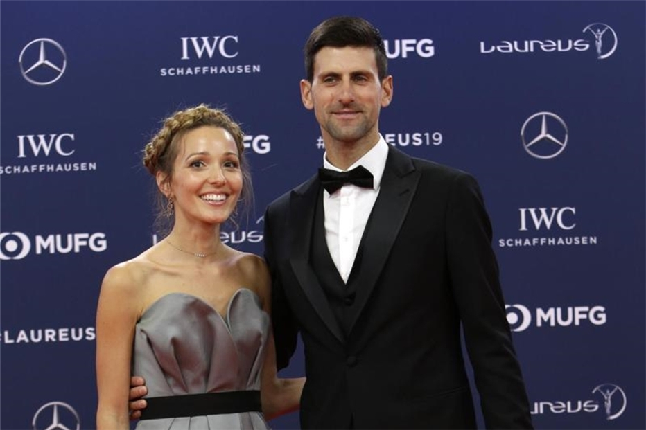 Djokovic und Biles gewinnen Laureus World Sports Awards