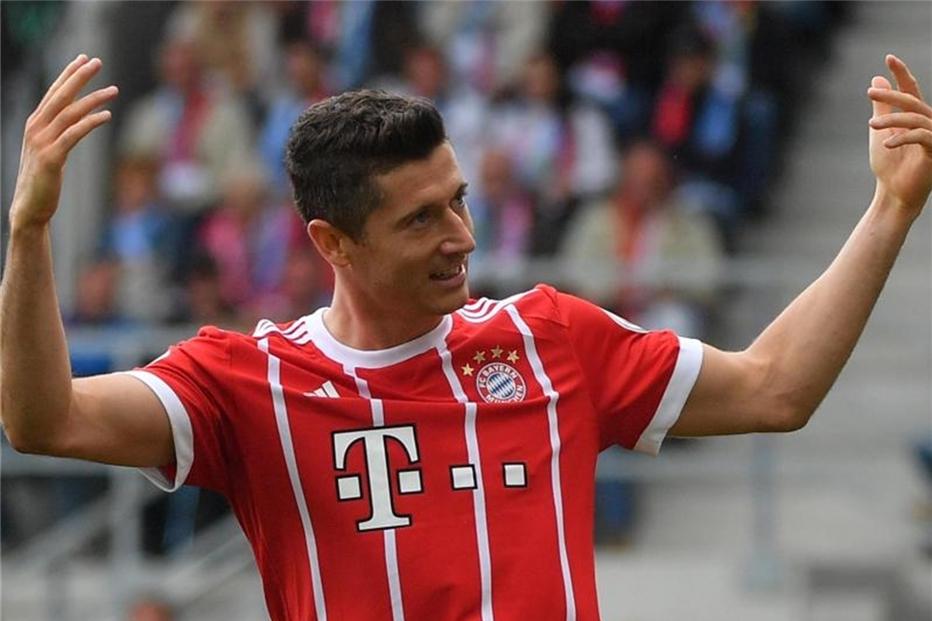 Torjägerliste Bundesliga 2021