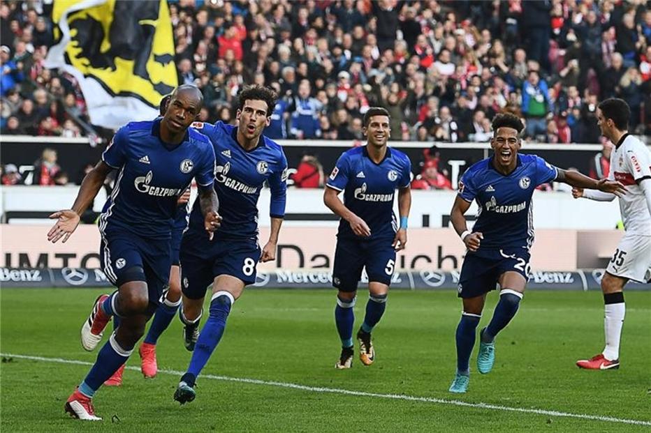 Stuttgart Gegen Schalke