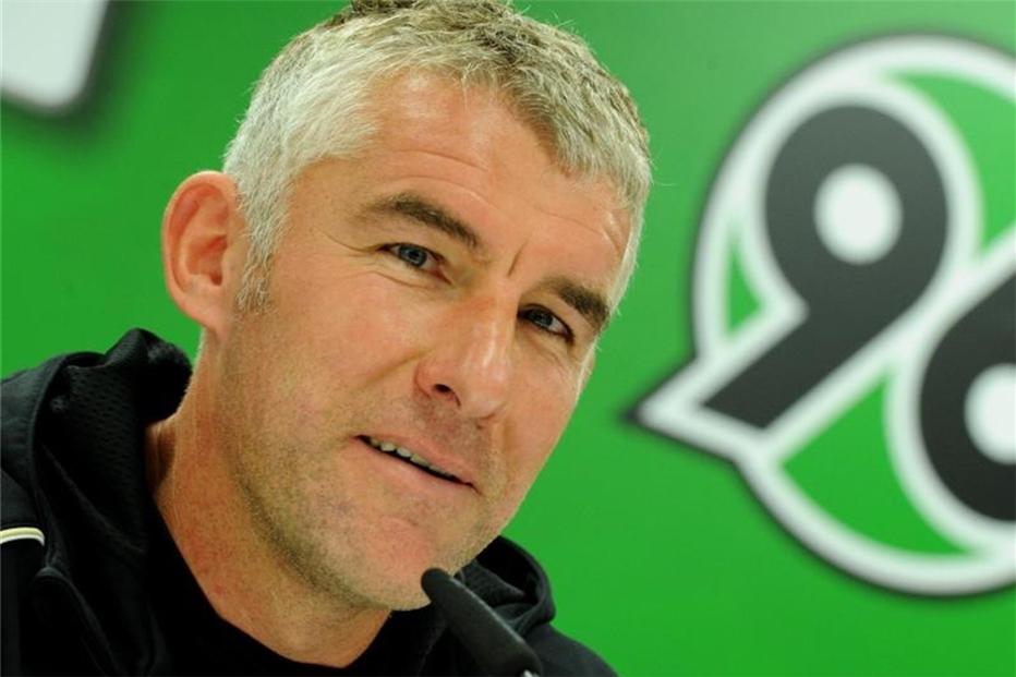 Trainer Von Hannover 96