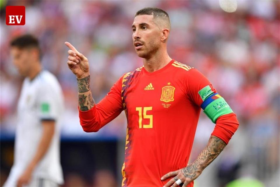 Elfmeterschießen Spanien Russland