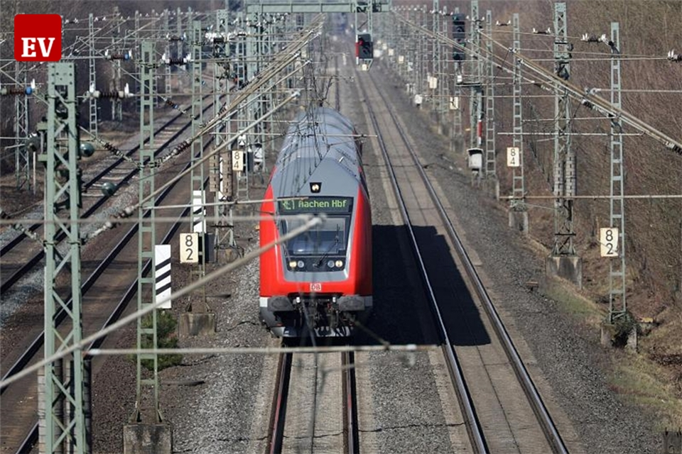 Köln Mülheim S Bahn