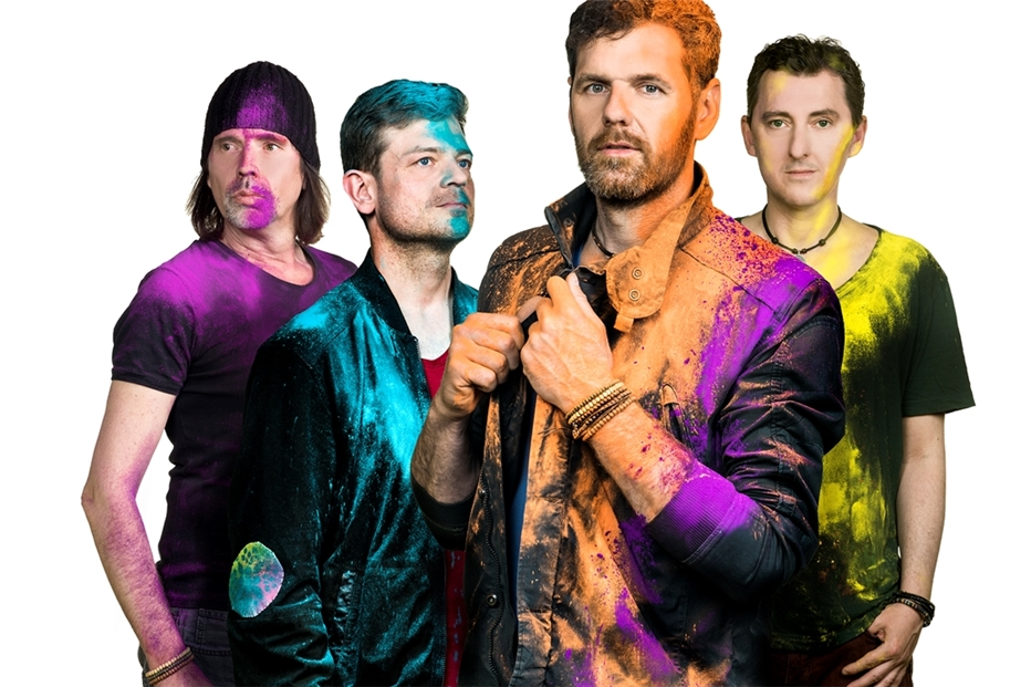 """Goldplay"" spielt ""Coldplay"""