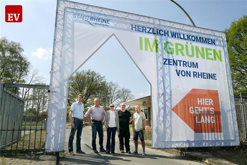Bauunternehmen Rheine ev