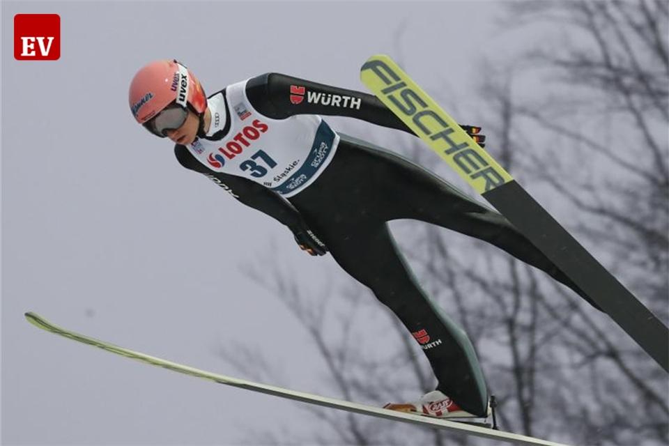 Skispringer Geiger