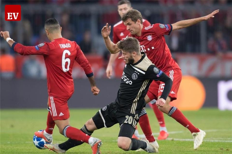 Ajax Gegen Bayern