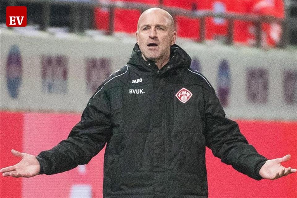 Würzburger Kickers Trainer